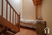 bedroom 4 with stairs to mezzanine