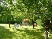jardin fruitiere qui va avec le gite 2
