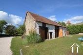 detached barn with studio