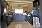 fitted and equipped kitchen