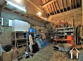 double height barn