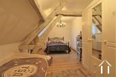<en>character bedroom under the eaves</en><fr>chambre à l'étage avec caractère</fr>
